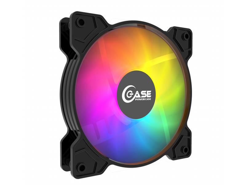 Вентилятор Powercase 120x120x25mm ARGB M2
