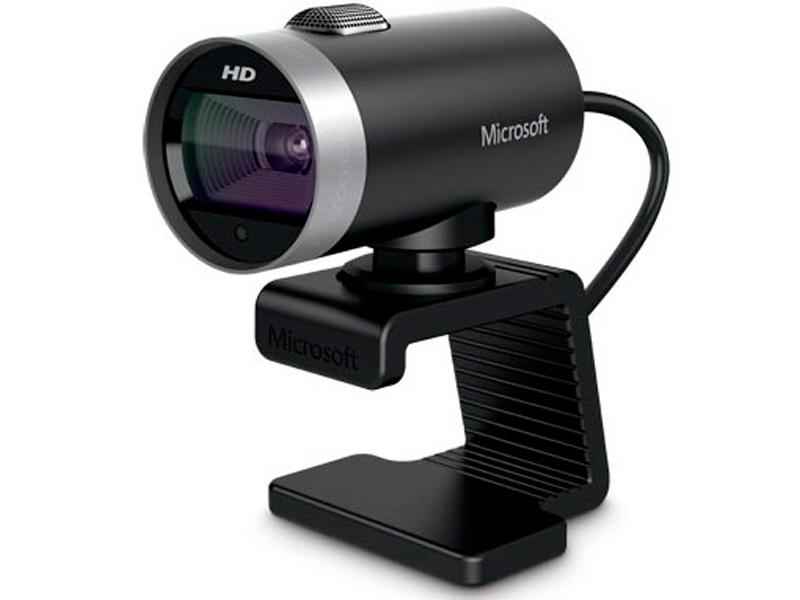 Вебкамера Microsoft LifeCam Cinema 6CH-00002 Выгодный набор + серт. 200Р!!!