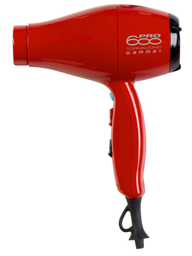 Фен Gamma Piu Tormalionic 600 Pro Red