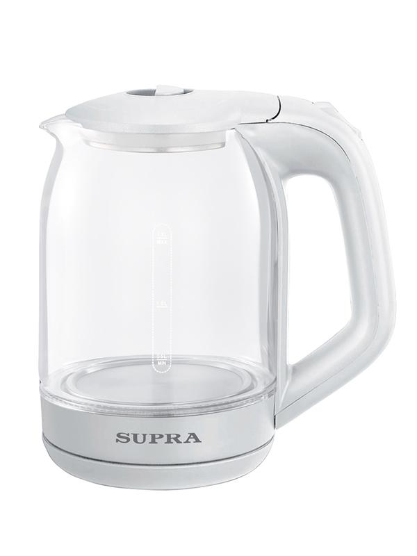 Фото - Чайник Supra KES-1893 1.8L чайник электрический supra kes 1893 1500вт белый