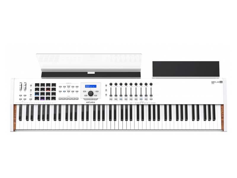 MIDI-клавиатура Arturia KeyLab 88 MkII