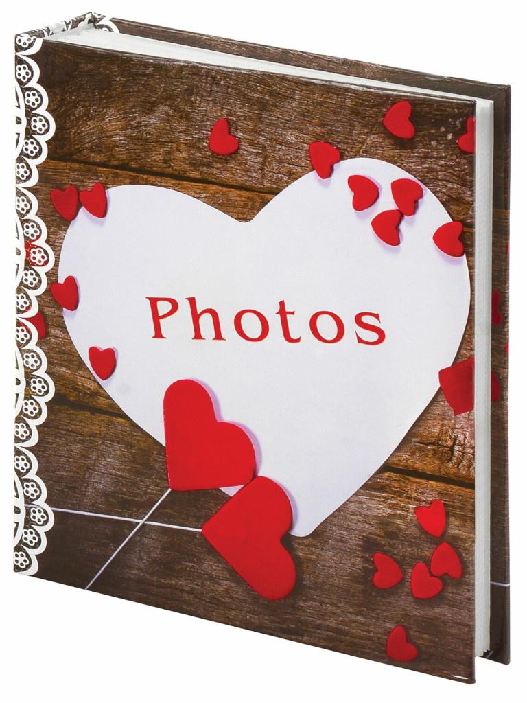 Фото - Фотоальбом Brauberg С любовью 10х15cm 391158 конфеты вкусная помощь из россии с любовью 250 мл