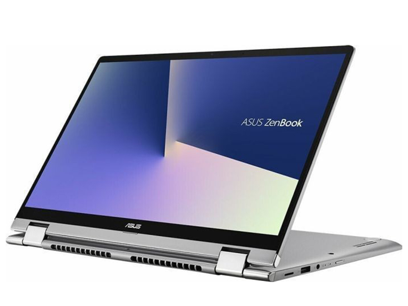 Ноутбук ASUS Zenbook Flip UM462DA-AI012T 90NB0MK1-M03050 (AMD Ryzen 5 3500U 2.1 GHz/8192Mb/512Gb SSD/AMD Radeon Vega 8/Wi-Fi/Bluetooth/Cam/14.0/1920x1080/Touchscreen/Windows 10 Home 64-bit)