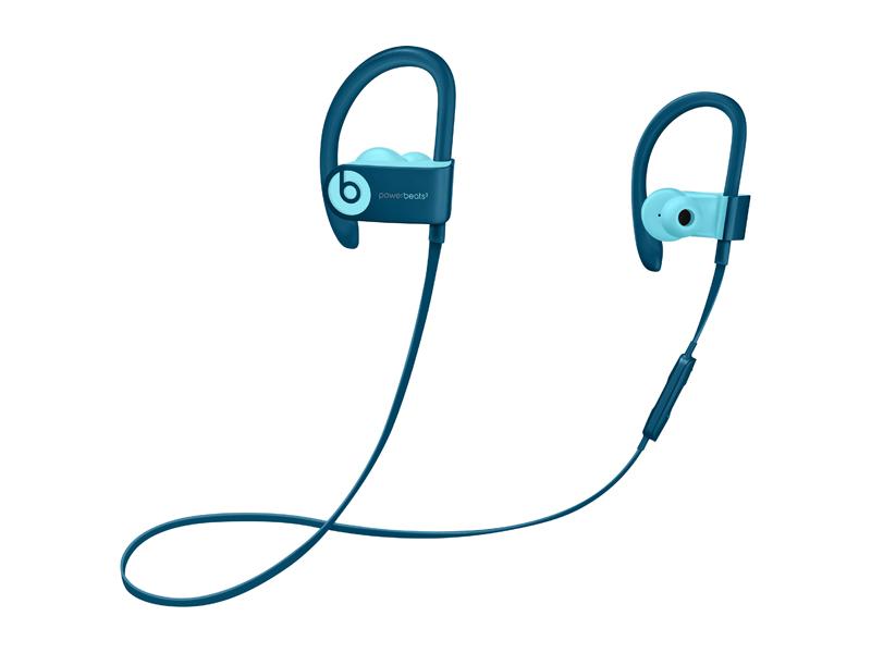 Наушники Beats Powerbeats 3 Incendiary Blue MRET2EE/A