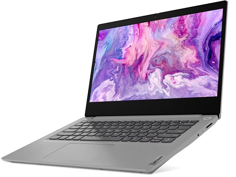 Ноутбук Lenovo IdeaPad 3 14ARE05 81W30083RU (AMD Ryzen 3 4300U 2.7 GHz/4096Mb/128Gb SSD/AMD Radeon Graphics/Wi-Fi/Bluetooth/Cam/14.0/1920x1080/Windows 10 Home 64-bit)