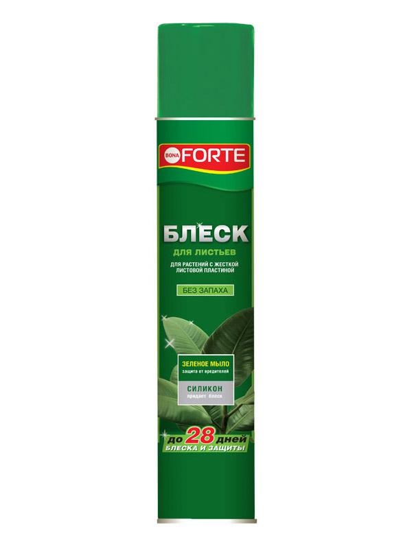 Аэрозоль Bona Forte Блеск для листьев 500ml BF33010021