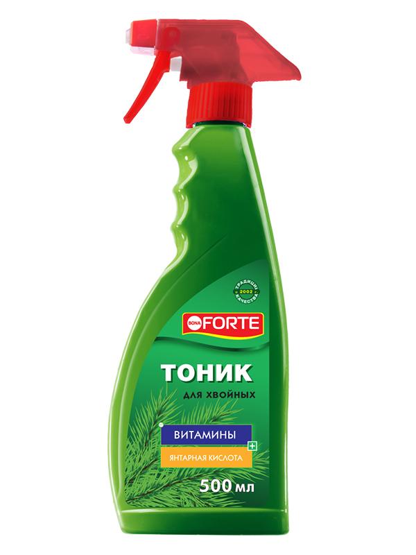 Тоник Bona Forte для хвойных растений 500ml BF24210061