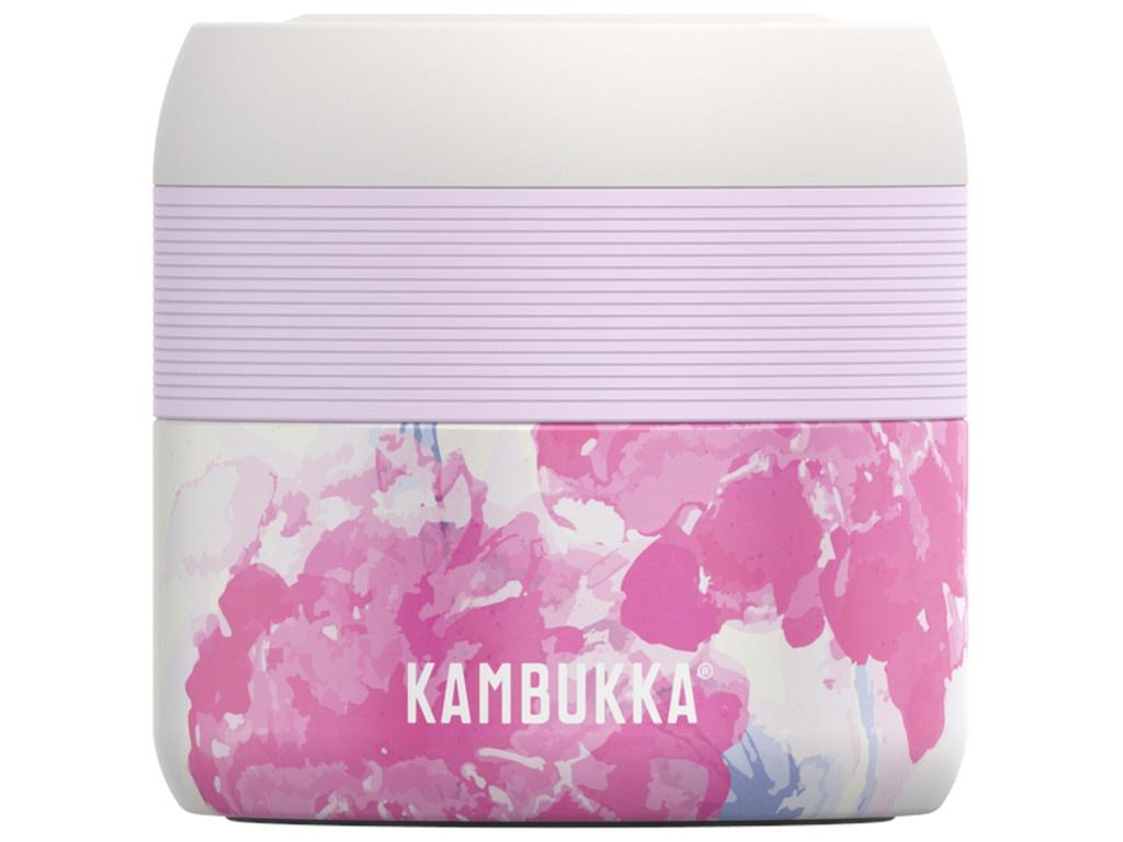 Термос Kambukka 400ml Pink Flower 11-06003