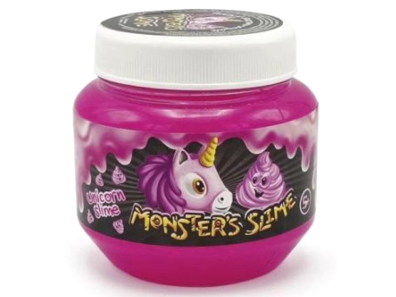 Слайм KiKi Monsters Slime Unicorn 250ml SCB004
