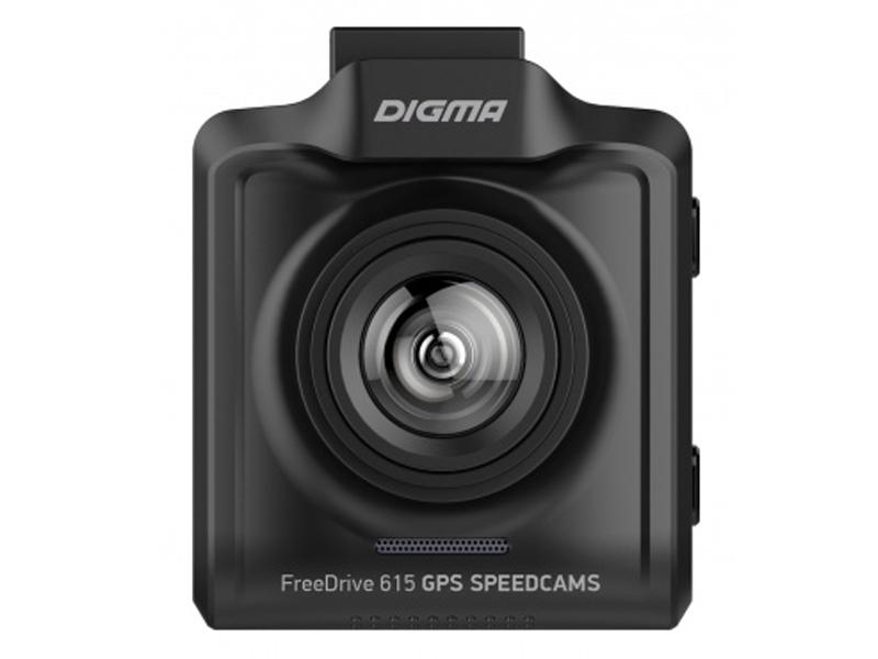 Видеорегистратор Digma FreeDrive 615 GPS Speedcams