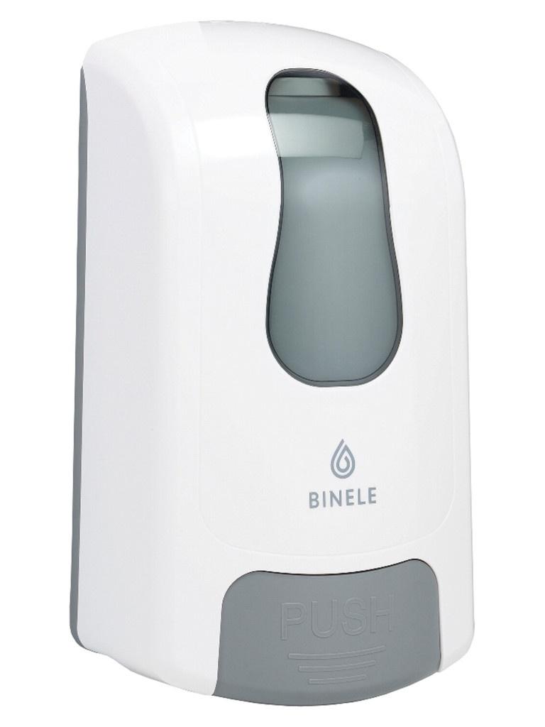 Диспенсер для антисептика Binele 1L DS01RW