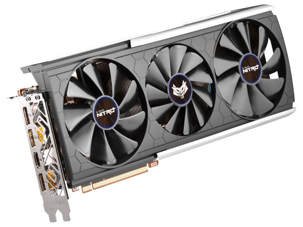 Видеокарта Sapphire Nitro+ Radeon RX 5700 XT BE 8Gb 1980Mhz PCI-E 4.0 8192Mb 14000Mhz 256 bit HDMI 3xDP 11293-10-40G