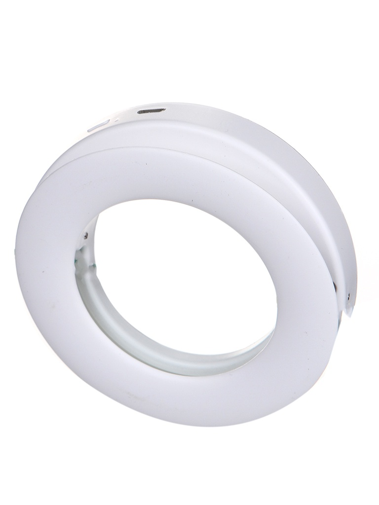 LED кольцо для селфи DF LED-02 White