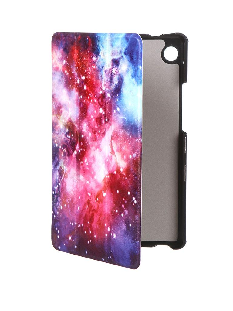 Чехол Zibelino для Huawei MatePad T8 8.0 Tablet с магнитом Space ZT-HUA-T8-8.0-PSPC