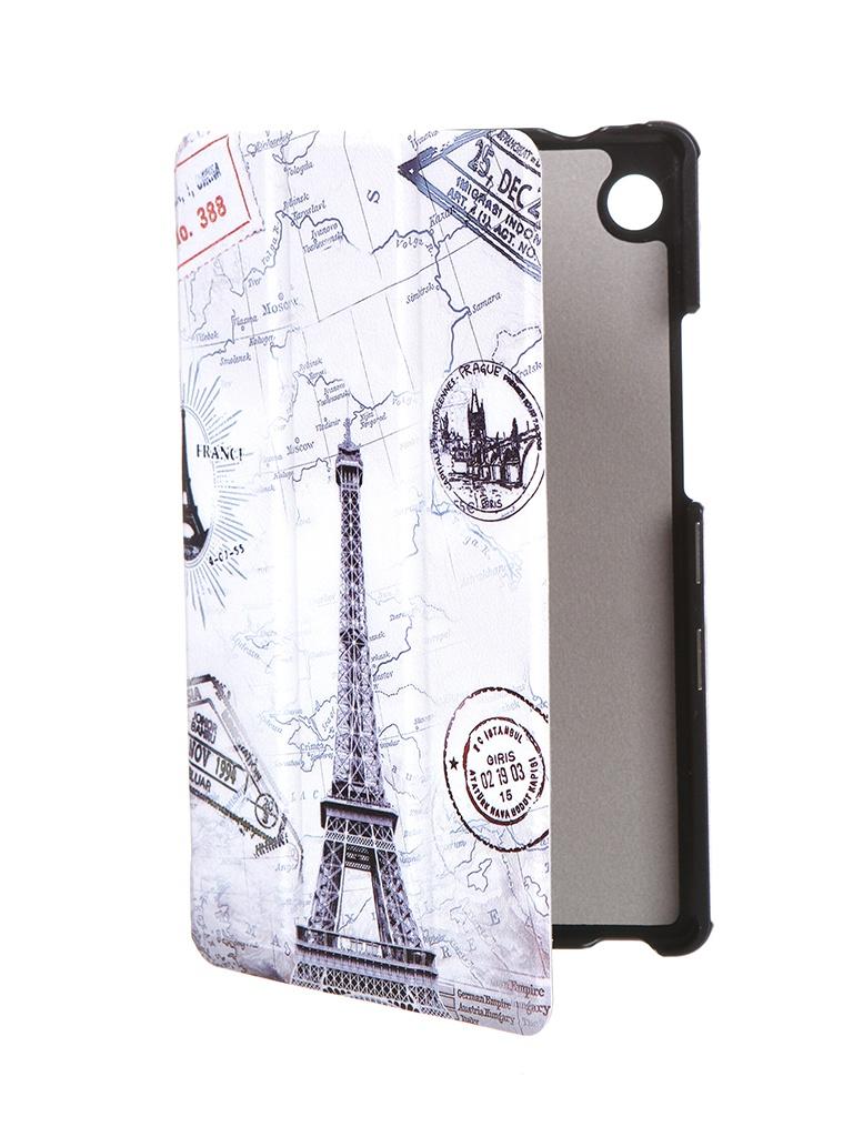 Чехол Zibelino для Huawei MatePad T8 8.0 Tablet с магнитом Paris ZT-HUA-T8-8.0-PRS