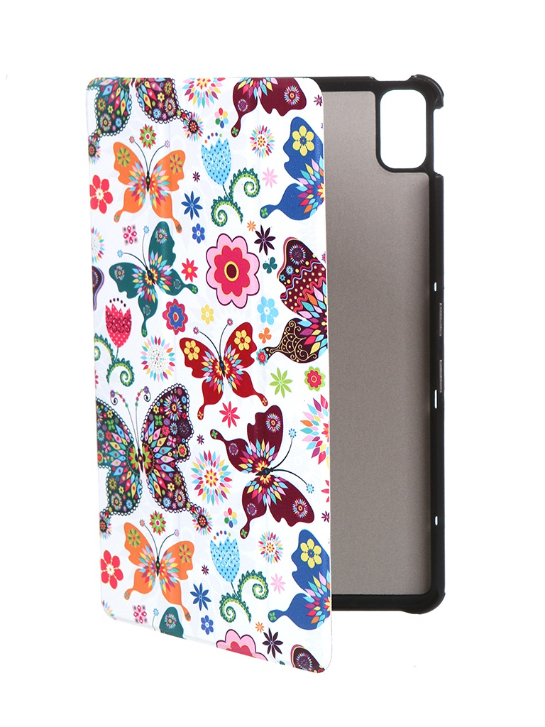 Чехол Zibelino для Huawei MatePad / Honor Pad V6 10.4 Tablet с магнитом Butterflies ZT-HUW-MP-10.4-PBTF