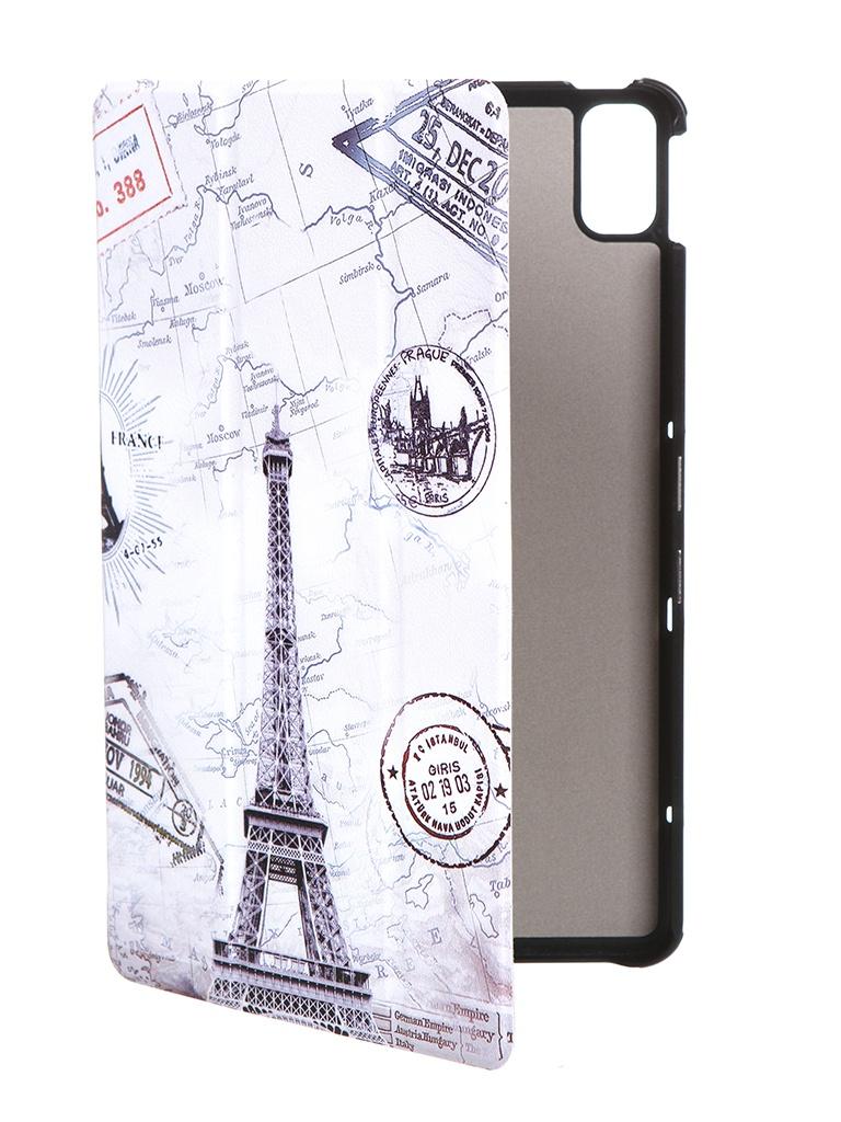 Чехол Zibelino для Huawei MatePad / Honor Pad V6 10.4 Tablet с магнитом Paris ZT-HUW-MP-10.4-PRS