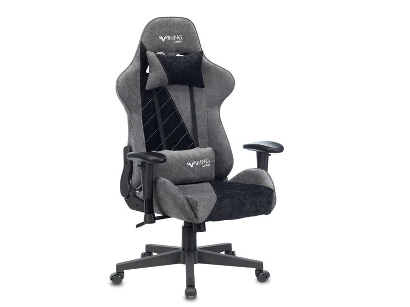 Компьютерное кресло Бюрократ Viking X Gray-Black 1428213