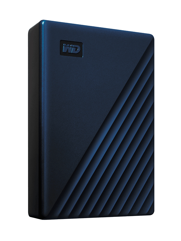 Жесткий диск Western Digital My Passport for Mac 5Tb WDBA2F0050BBL-WESN