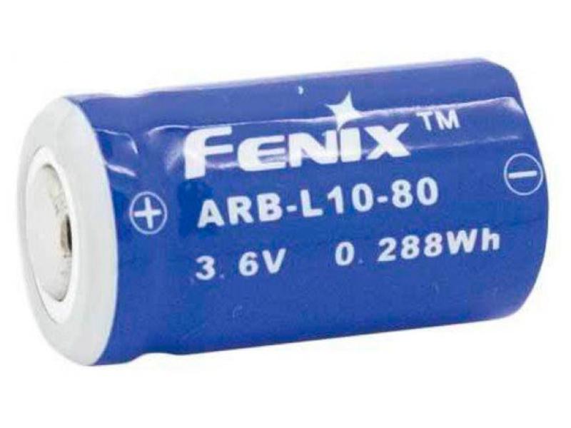 Аккумулятор Fenix 10180 80mAh ARB-L10-80 аккумулятор fenix 10180 80mah arb l10 80