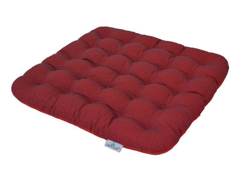 Подушка Smart Textile Уют-Премиум ST167 Red