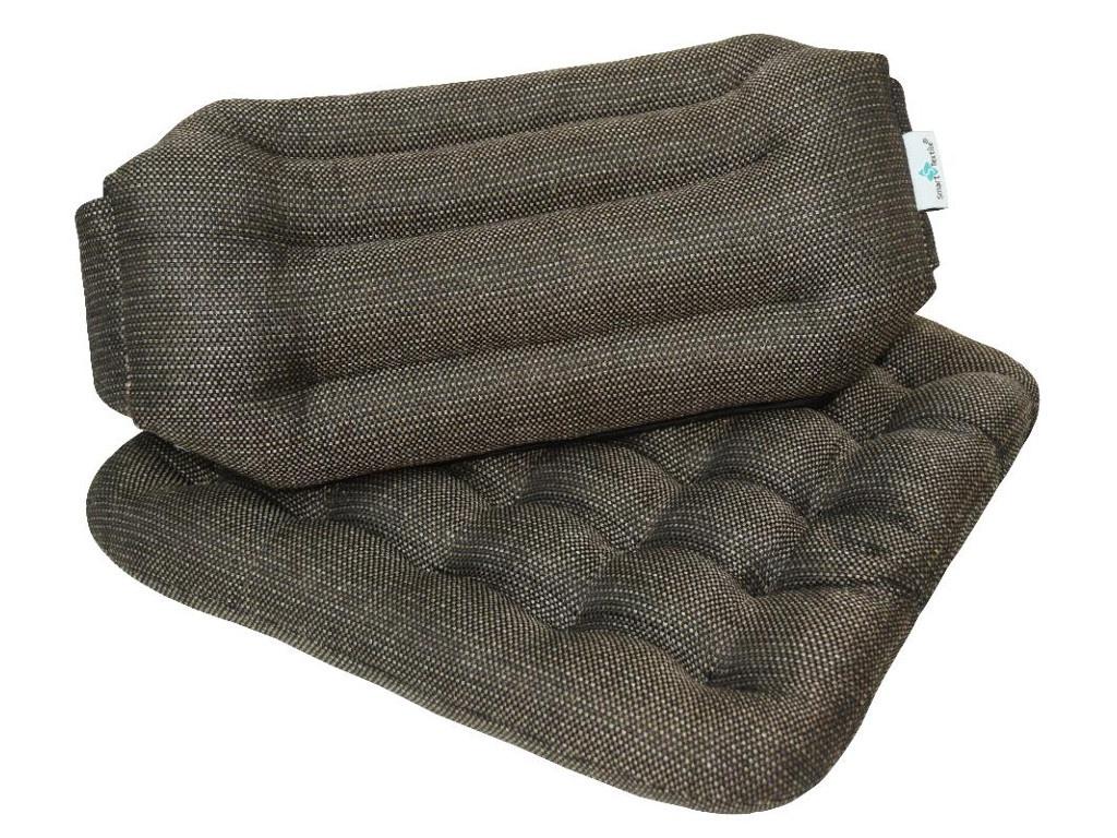 Подушка Smart Textile Уютный офис Крафт ST747 Brown