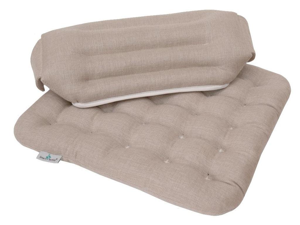 Подушка Smart Textile Уютный офис Крафт ST747 Beige