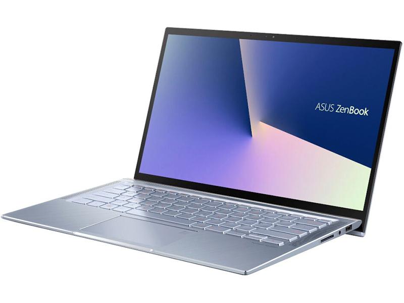 Ноутбук ASUS Zenbook UM431DA-AM022T 90NB0PB3-M03540 Выгодный набор + серт. 200Р!!!(AMD Ryzen 7 3700U 2.3 GHz/16384Mb/512Gb SSD/AMD Radeon RX Vega 10/Wi-Fi/Bluetooth/Cam/14.0/1920x1080/Windows 10 Home 64-bit) ноутбук acer aspire a315 42 r19s nx hf9er 048 amd ryzen 7 3700u 2 3 ghz 12288mb 512gb ssd amd radeon rx vega 10 wi fi bluetooth cam 15 6 1920x1080 windows 10 home 64 bit