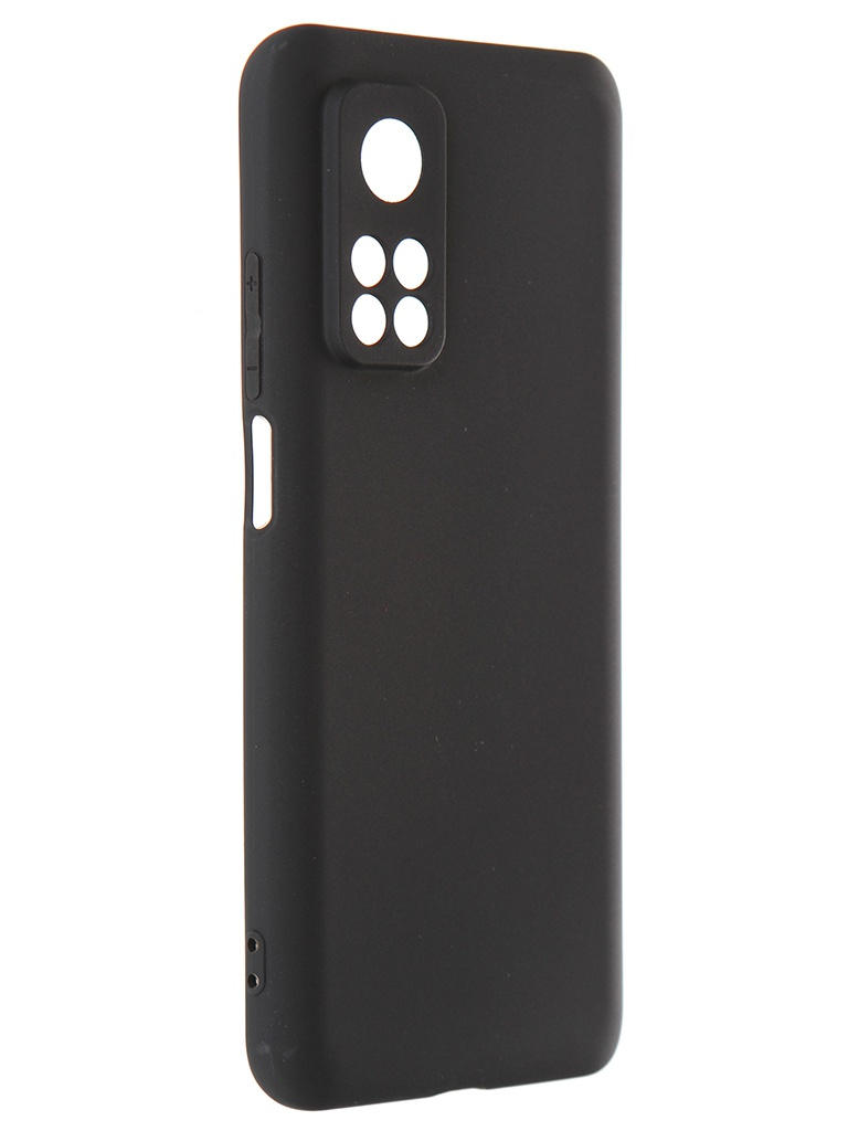 Чехол Red Line для Xiaomi Mi 10T / Pro Ultimate Black УТ000022914