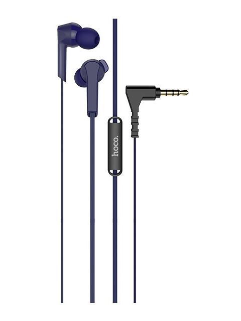 Наушники Hoco M72 Admire Blue 19645