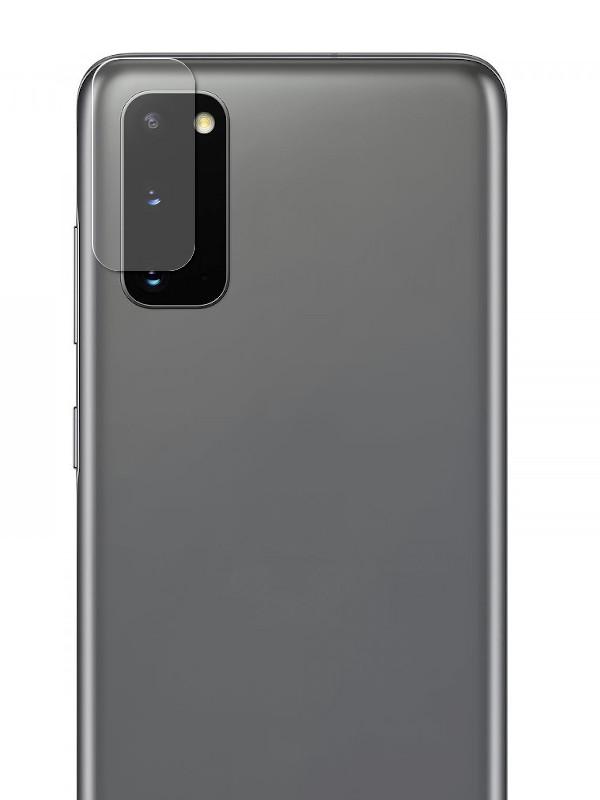 Защитная пленка Hoco для камеры Samsung Galaxy S20 Transparent 26957