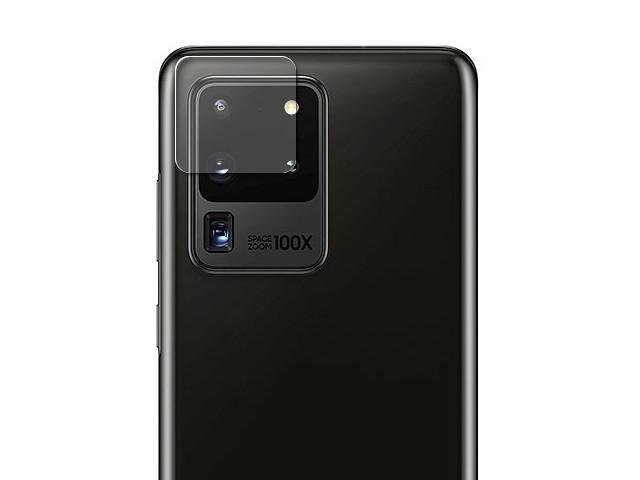Защитная пленка Hoco для камеры Samsung Galaxy S20 Ultra Transparent 26940