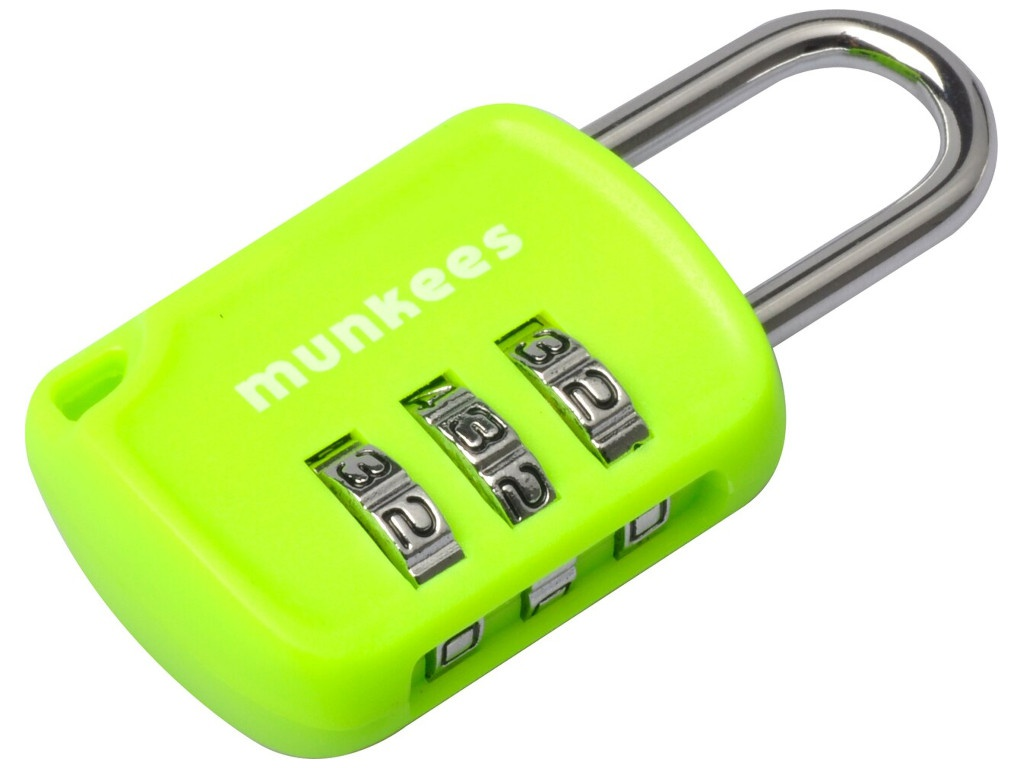 Брелок Munkees Combination 61x29x14mm Light Green 3605/1144130