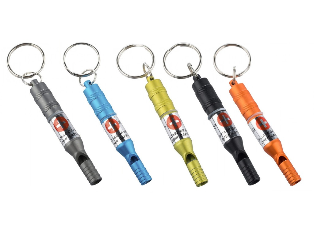 Брелок Munkees Emergency Whistle 3385/1144073