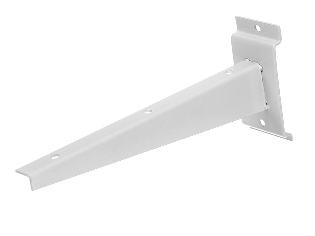 Кронштейн для полок ESSE 200-300mm White K1-03