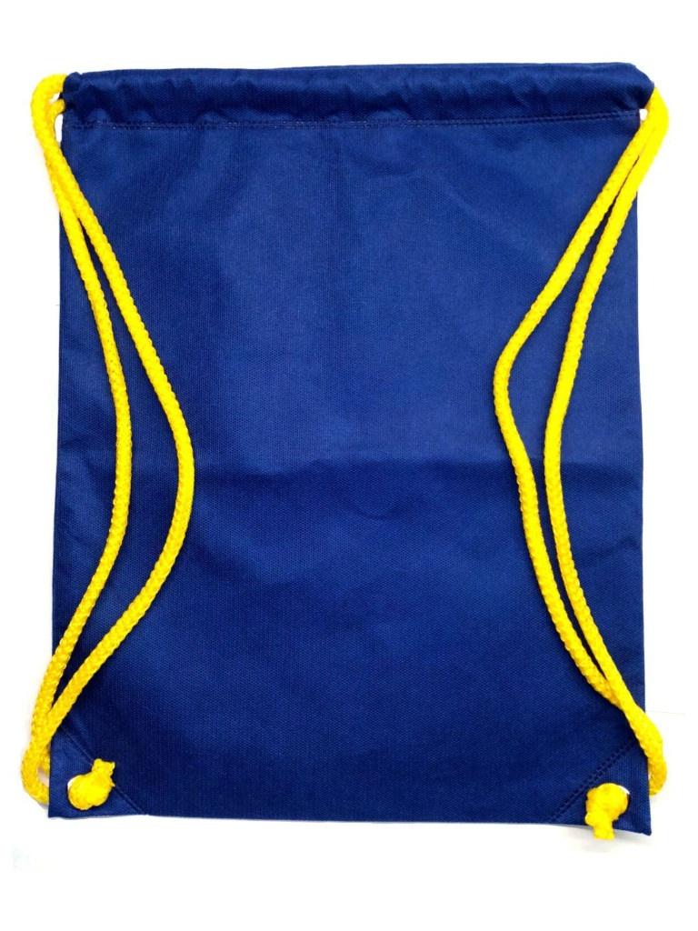 Мешок для обуви Учитель 35х45cm ИТК-208 Blue