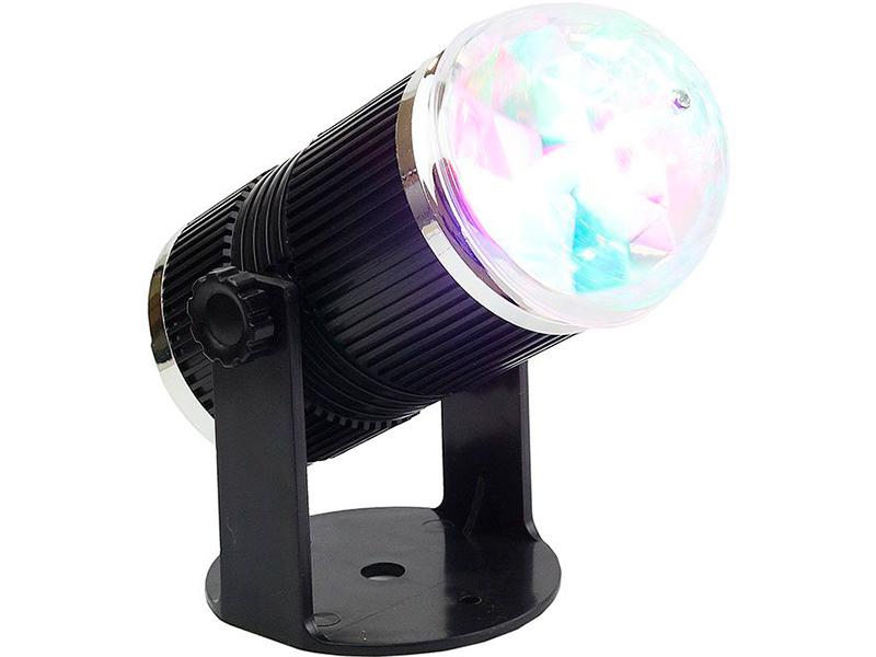 Диско-шар Activ Mini-4 RGB 62326