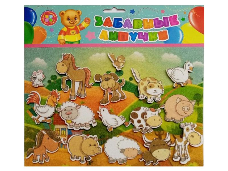 Настольная игра Учитель Домашние животные ИТМ-507