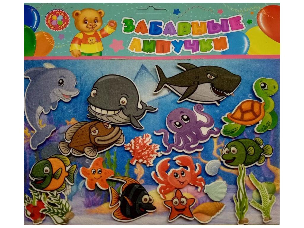 Настольная игра Учитель Подводный мир ИТМ-510