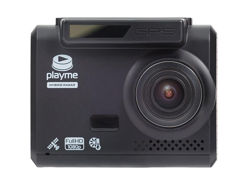 Видеорегистратор PlayMe Alpha GPS