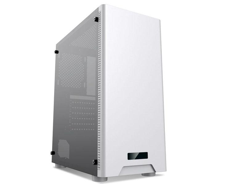 Корпус Formula CL-3301W ATX TG White без БП 1179207