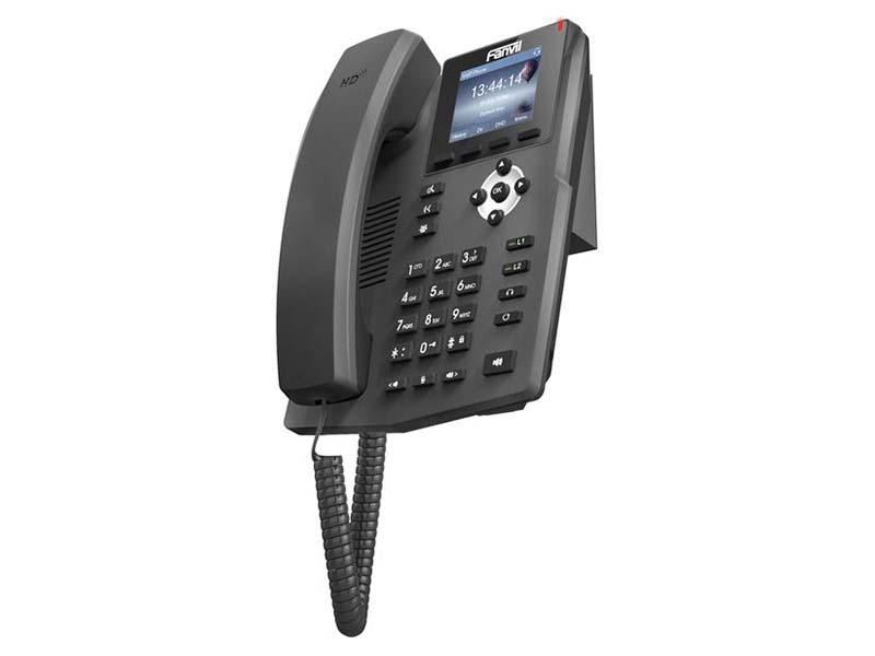 VoIP оборудование Fanvil IP X3S Black 411137
