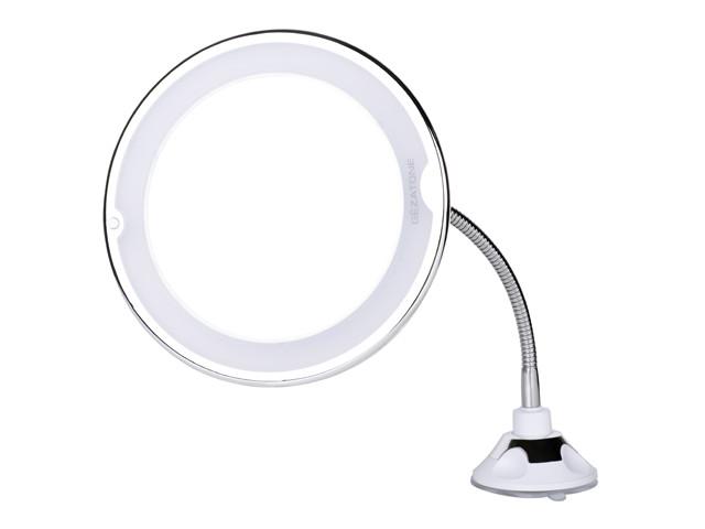 Зеркало косметическое Gezatone LM209 с подсветкой