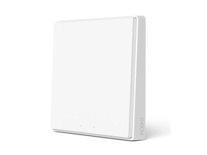 Выключатель Xiaomi ZigBee Aqara D1 WXKG06LM