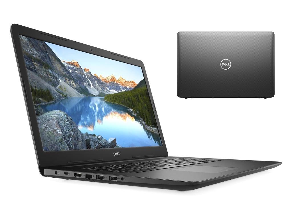 Ноутбук Dell Inspiron 3793 3793-5607 (Intel Core i3-1005G1 1.2 GHz/4096Mb/1000Gb/Intel UHD Graphics/Wi-Fi/Bluetooth/Cam/17.3/1920x1080/Linux)