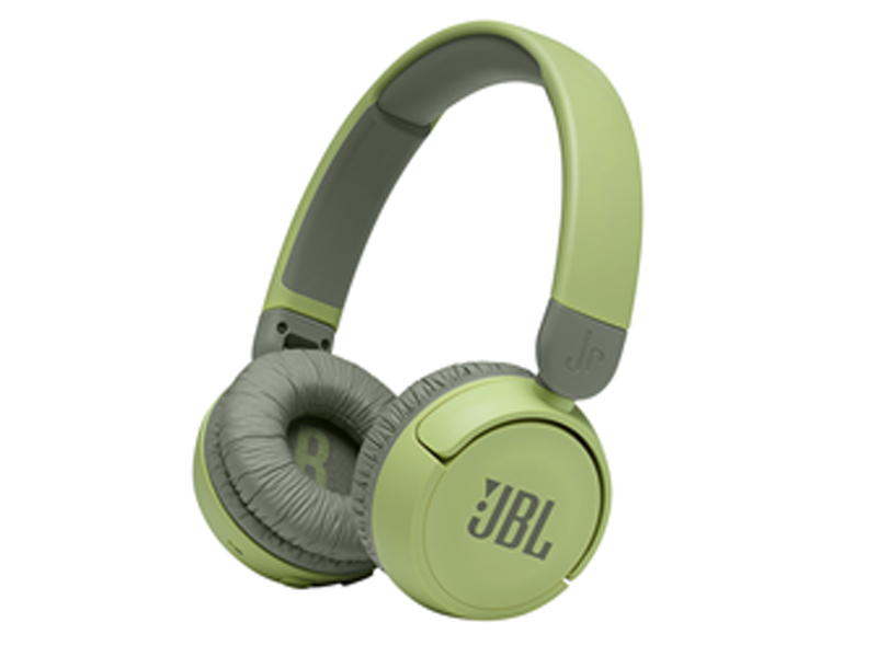 Наушники JBL JR 310BT Green JBLJR310BTGRN
