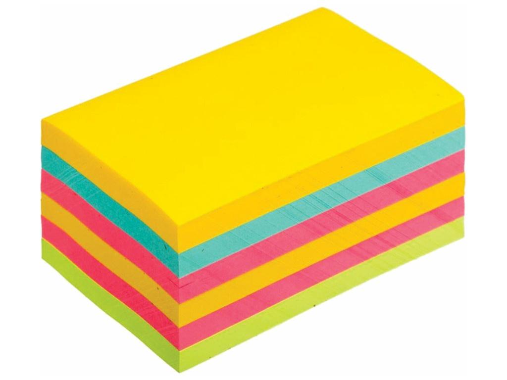 Стикеры 3M Post-IT Радуга плюс 76х127mm 600 листов 655-RNBW