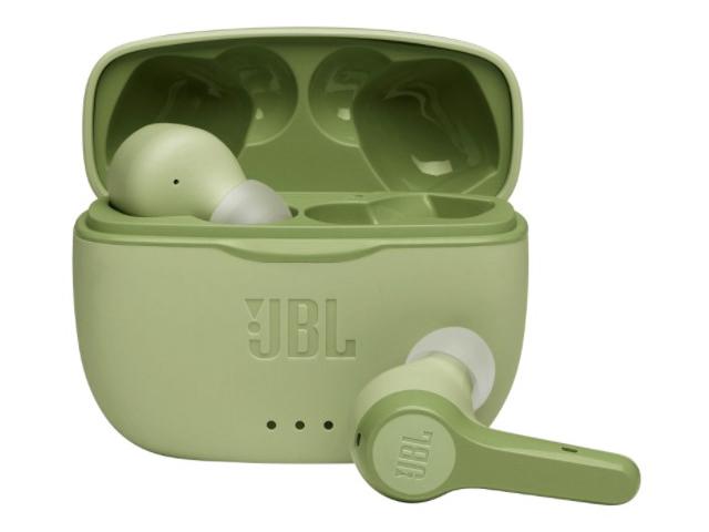 Наушники JBL Tune 215TWS Green JBLT215TWSGRN