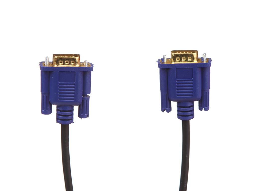 Аксессуар KS-is VGA 15M - 1.8m KS-456-1.8