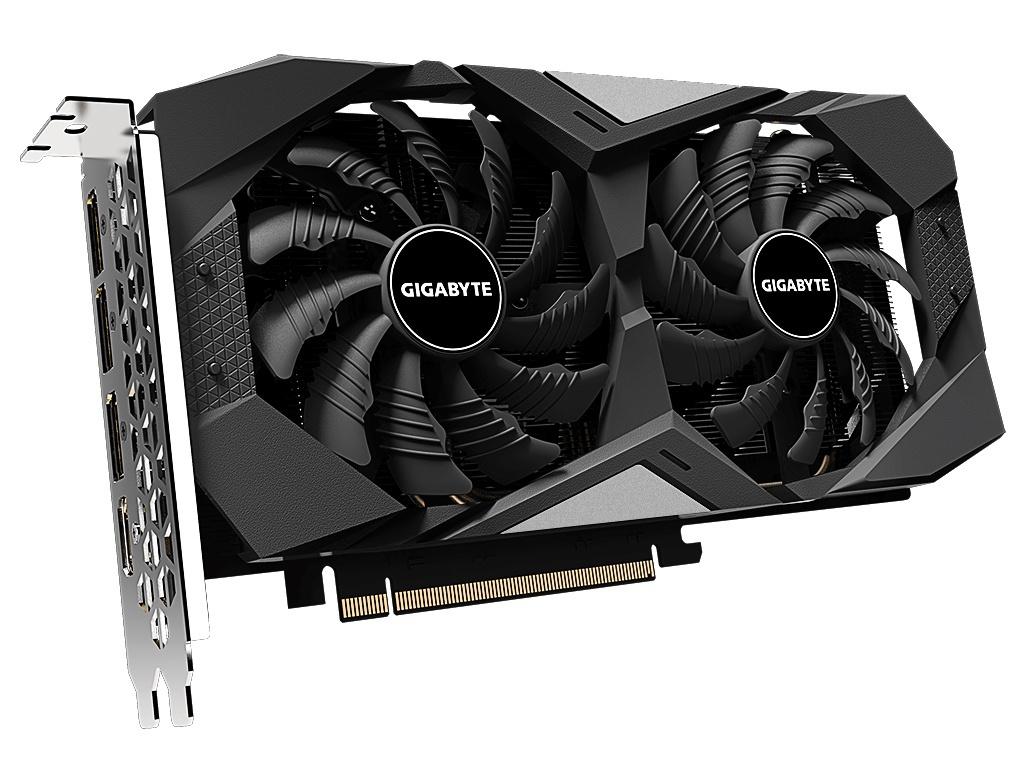 Видеокарта GigaByte Radeon RX 5500 XT 1465Mhz PCI-E 3.0 8192Mb GDDR6 14000Mhz 128bit DVI HDMI DP HDCP GV-R55XTOC-8GD Выгодный набор + серт. 200Р!!!